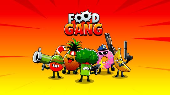 Food Gang MOD (Free Shopping) 5