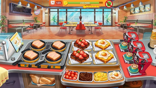 Crazy Diner: Crazy Chef's Kitchen Adventure Mod Apk 1.0.11 (Unlimited Currency) 8