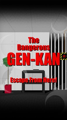 脱出ゲーム The Dangerous GEN-KANのおすすめ画像1