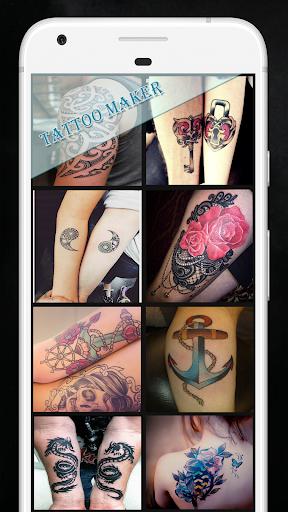 Tattoo Maker - Love Tattoo Maker  Screenshots 4