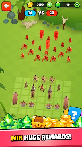 Battle Simulator: Warfare  screenshots 4