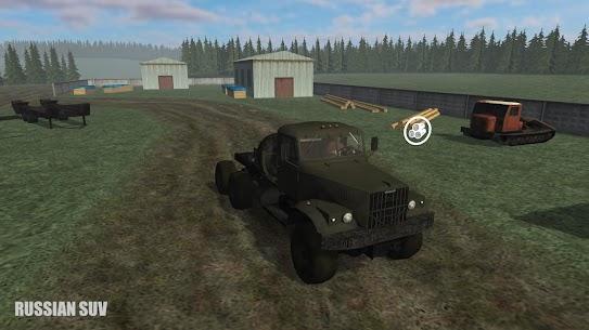 Russian SUV Mod Apk Lots of Money + Mod Cars 1
