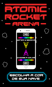 Atomic Rocket Arena Hack Online [Android & iOS] 2
