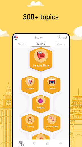 Learn Languages for Free - FunEasyLearn 2.6.6 Screenshots 4