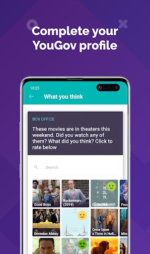 YouGov 2.6.0.26387 Screenshots 2