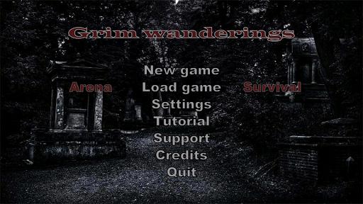 Grim wanderings APK MOD – Pièces Illimitées (Astuce) screenshots hack proof 1