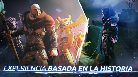 Age of Magic: RPG de héroes legendarios por turnos 4