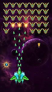 Galaxy Attack: Alien Shooter MOD APK 35.8 (Unlimited Money) 1