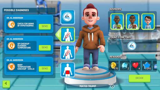 Dream Hospital - Health Care Manager Simulator apkpoly screenshots 23