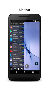 JINA: App Drawer, Sidebar & Folder Organizer 3.5.5ga1358.2108022317 Screenshots 4