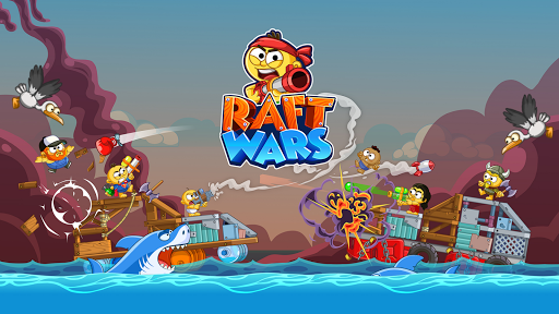 Raft Wars 1.07 screenshots 6