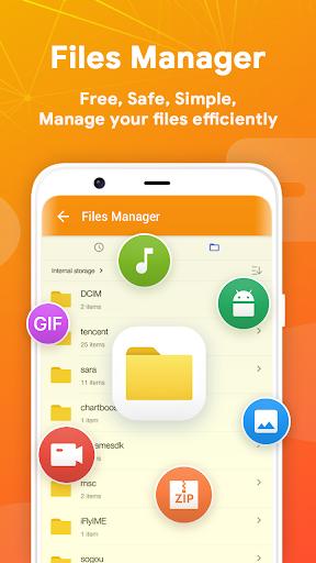 Virus Cleaner-Antivirus, Phone Clean, Boost Master android2mod screenshots 7