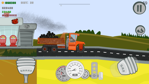 Overloaded Trucks Racing  screenshots 5