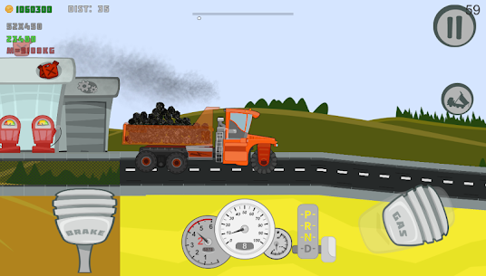 Trucker – Overloaded Trucks Racing 5