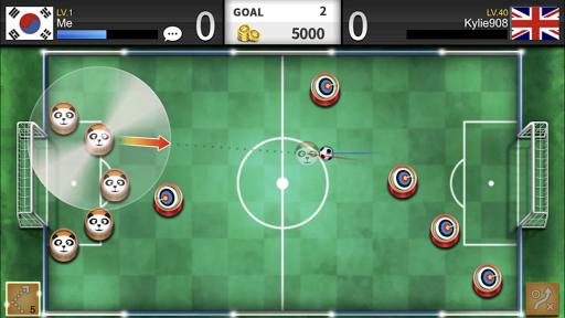 Soccer Striker King screenshots 5