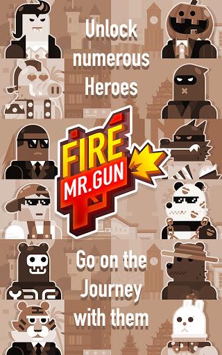 Fire! Mr.Gun 1.0.8 screenshots 18