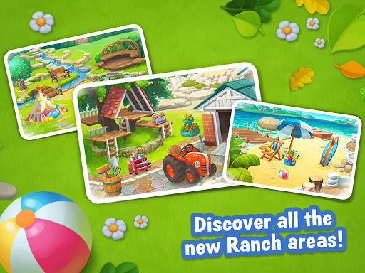 Ranch Adventures: Amazing Match Three  screenshots 8