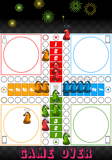 Parcheesi - Horse Race Chess 3.4.3 screenshots 6