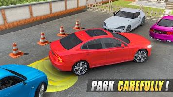 Car Parking Games - Car Games