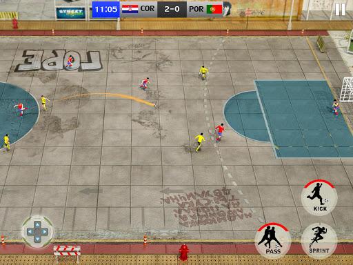Street Soccer Games: Offline Mini Football Games 3.0 Screenshots 16