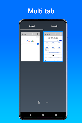 Browser - Fast and Smart Explorer 4.1.2 Screenshots 3
