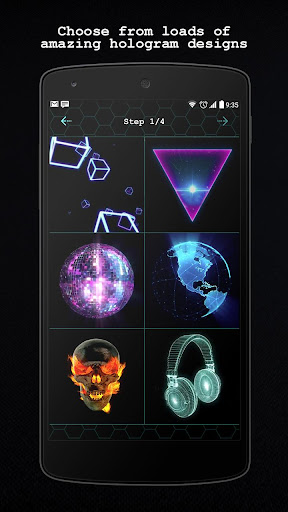 Hologram Viewer screenshots 2