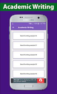 IELTS Writing 2021