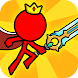 Red Stickman : Animation vs Stickman Fighting