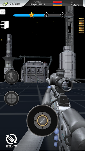 Space Warrior: Target Shoot 1.0.3 screenshots 2