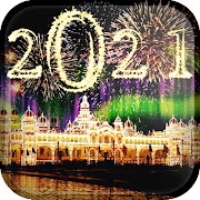 New year Live Wallpaper 2021