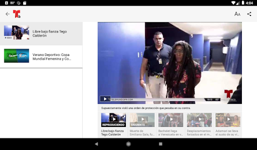 Telemundo Puerto Rico 6.14 Screenshots 13