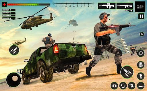 Grand Army Shooting:New Shooting Games screenshots 3