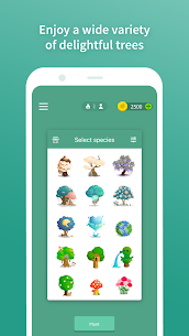Forest: Stay focused 4.28.1 MOD APK [PREMIUM UNLOCKED] 4