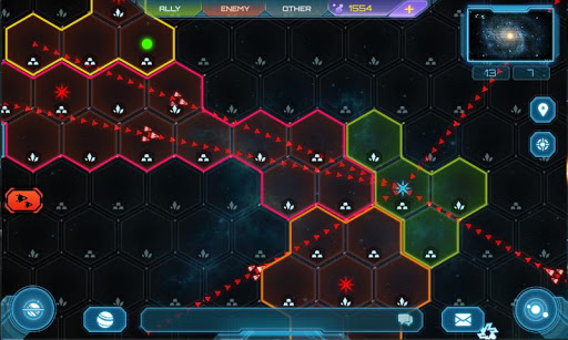 Galaxy Clash: Evolved Empire 2.6.6 screenshots 4