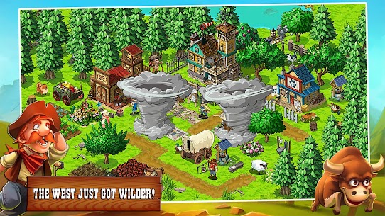 """Download The Oregon Trail: Settler Strategy game """"Oregon Trail: Immigrant"""" Android 1"""