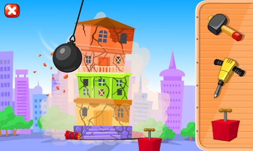 Builder Game (İnşaat Oyunu) Full Apk İndir 2