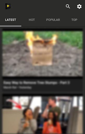 Amazing Videoz - Video Downloader 5.6.3 Screenshots 2