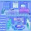 Frozen Dollhouse Design,Ice Dollhouse for girls