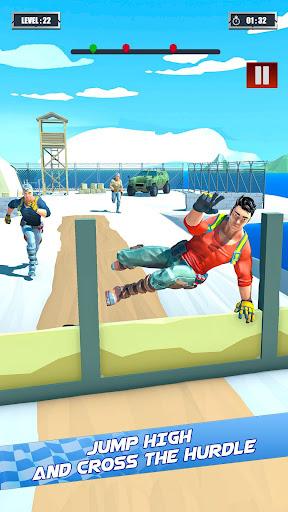 Army Run: Fun Race 3D screenshots 2