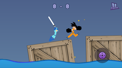 Supreme Stickman Fighter: Epic Stickman Battles apkpoly screenshots 3
