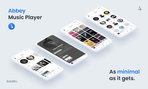 Abbey Music Player Pro Apk (Premium Features Unlocked) 1
