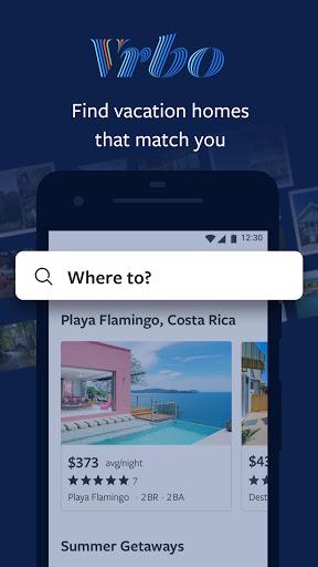 Vrbo Vacation Rentals apktram screenshots 1