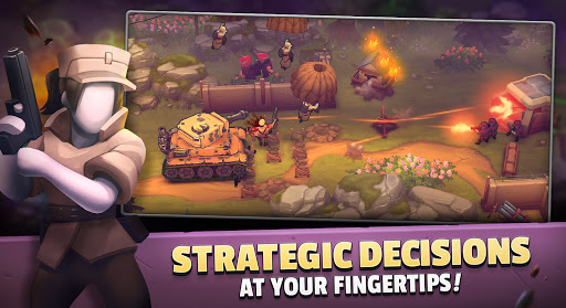 GUNS UP! Mobile Varies with device screenshots 2