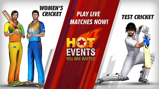 World Cricket Championship 3 – WCC3 (MOD, Unlimited Money) 4