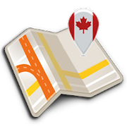 Map of Vancouver offline