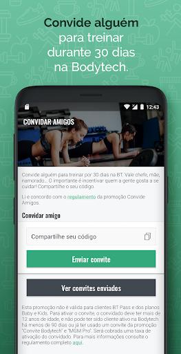 Bodytech android2mod screenshots 6