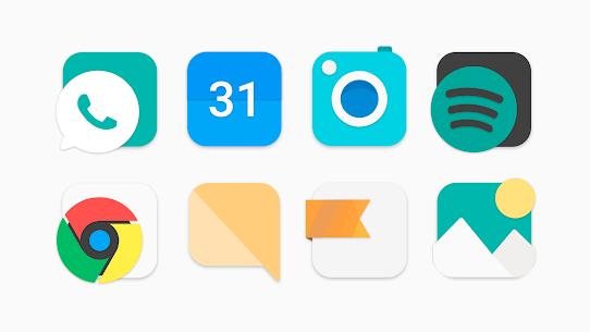 Flat Evo – Icon Pack 4.2 Apk 2