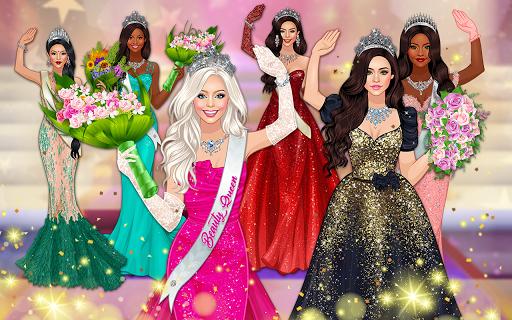 Beauty Queen Dress Up - Star Girl Fashion 1.2 Screenshots 17