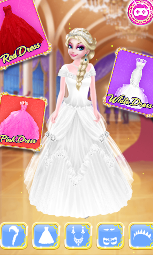princesses wedding salon screenshot 1