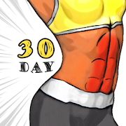30 Day Fitness Coach - Home Workout Abs Exercises